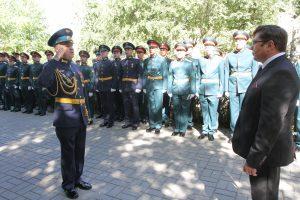 Военный учебный центр при ВГУ приглашает абитуриентов на День открытых дверей
