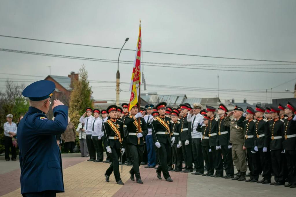 Взаимодействие с кадетскими образовательными учреждениями получит новый импульс