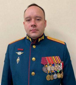 Выпускник ВГУ стал сотрудником Министерства обороны РФ